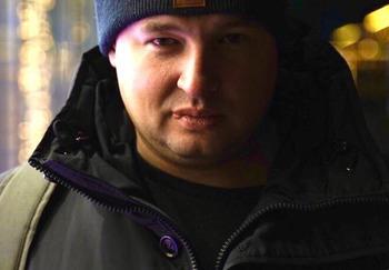 Блогер Александр Ведерников