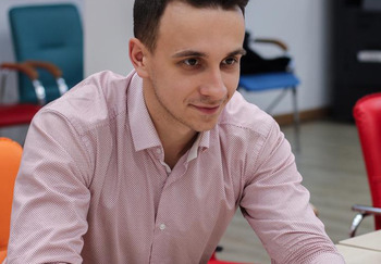 Блогер Никита Камбаров