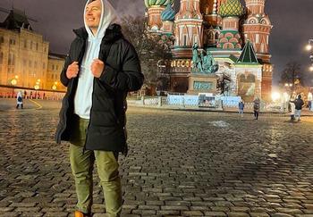 Блогер Серега Руденко