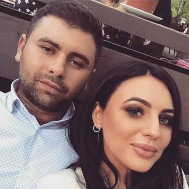 Блогер Артак и Кристина Сарик