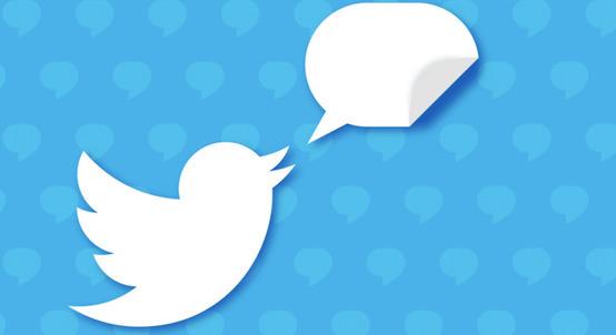 Обновлея в Twitter