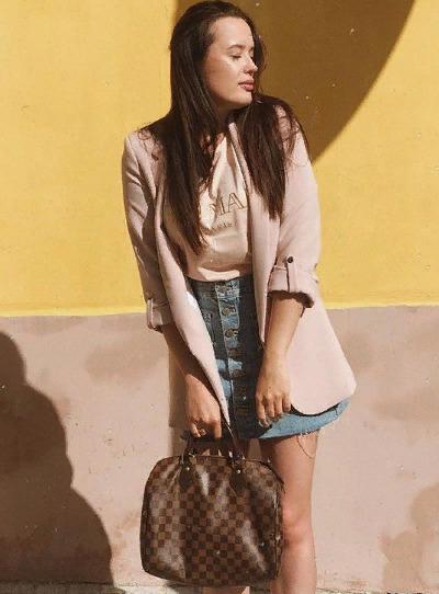 Блогер Маша Stories