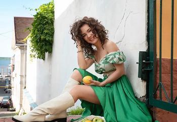 Блогер Наталья Забавина