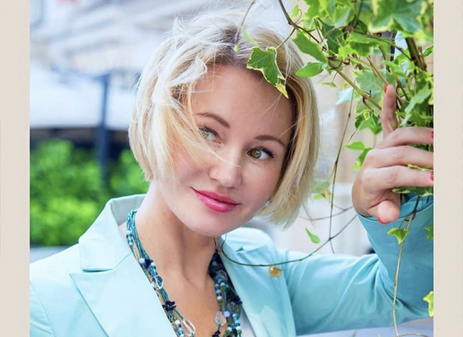 Блогер Виктория Филиппова