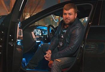 Блогер Александр Смит
