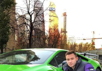 Блогер Дмитрий Рудиков
