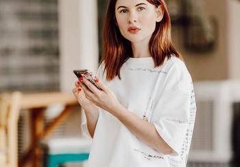 Блогер Анна Цуканова-Котт