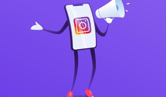 Instagram е разойдётся по комнатам