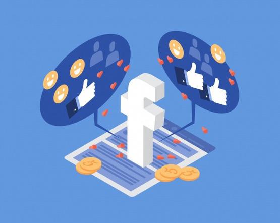 Пользоели Facebook тайно любят рекламу