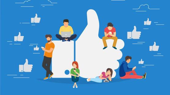 Facebook запускает «Социальные на