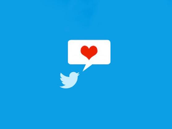Реакцв Twitter