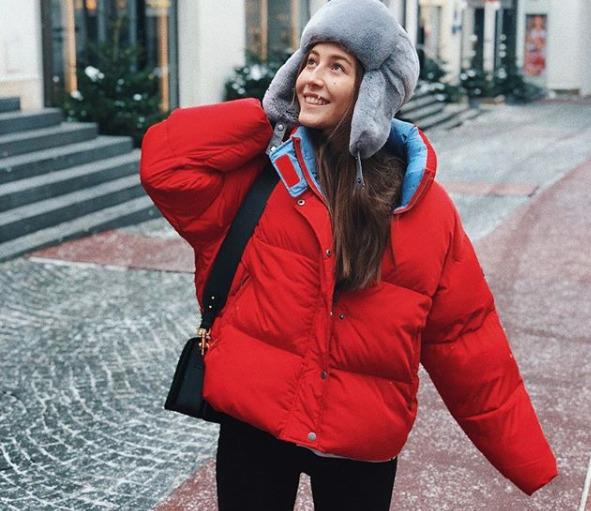 Блогер Александра Жаркова