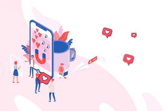 Обзор новостез Facebook и Instagram