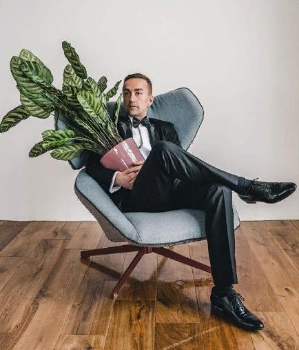 Блогер Алексей Герасимов