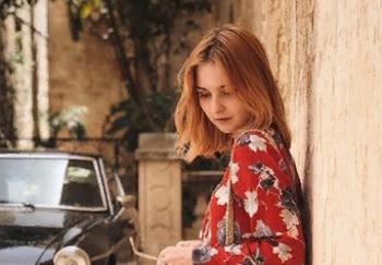Блогер Ксения Жильцова