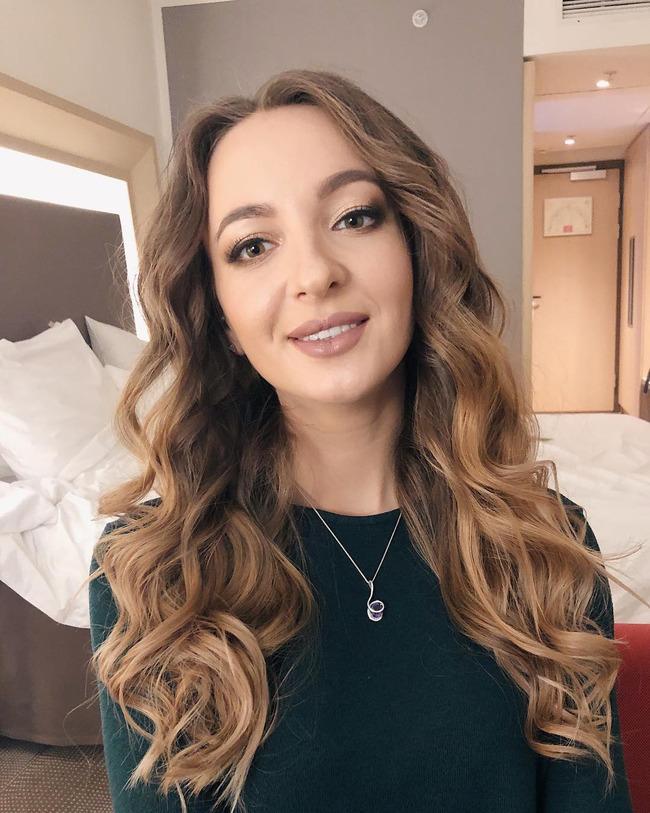 Блогер Вероника Селюнина