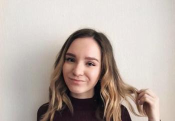 Блогер Лера Воробей