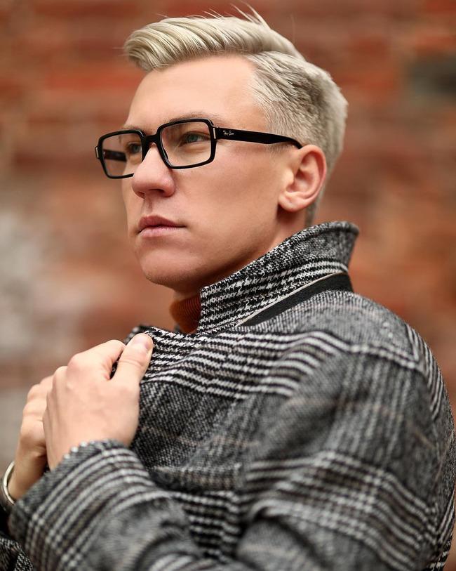 Блогер Алексей Лисицын