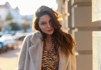 Блогер Дарья Ермакова