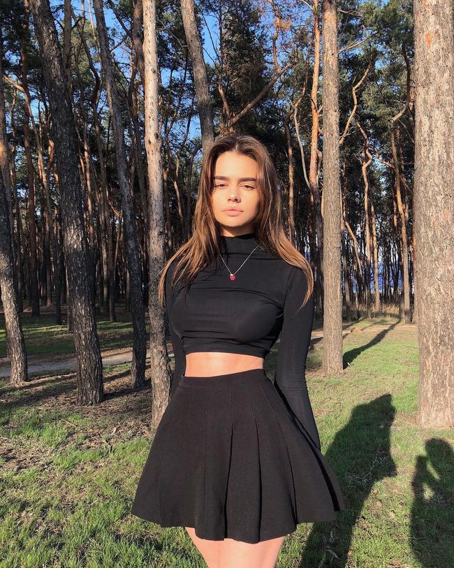 Блогер Сабина meflia