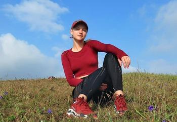 Блогер Ленеса Спорт