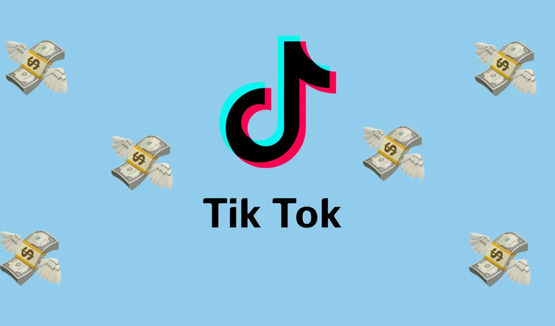 Покупк в TikTok