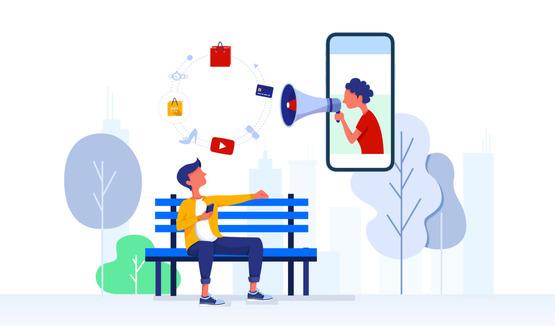 Facebook и YouTube станут главными новостны источниками